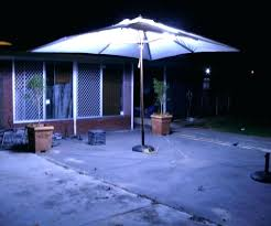 offset patio umbrella with led lights wonderful umbrella led lights offset patio umbrella led lights