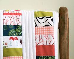 organic baby quilt kits organic baby quilt fabric owl baby quilt