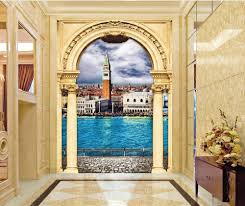 roman painting promotion shop for promotional roman painting on 3d mural paintings european roman column backdrop 3d stereoscopic wallpaper home decoration