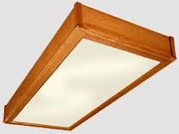 Fluorescent Ceiling Light Kitchen Clear Fluorescent Light Covers Ceiling Light Cover