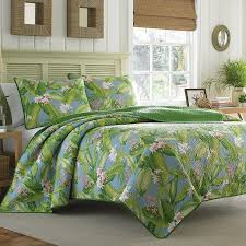 Coastal Quilts Tommy Bahama Aregada Dock Blue Sky Quilt Set Beach House