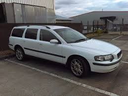 2005 volvo v70 t5 250bhp manual ex police sleeper in seaton