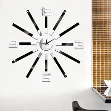aliexpress com buy 2017 creative home wall clock western style