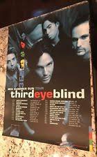 third eye blind poster ebay