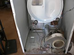 dryer repair how to remove or repair the heating unit