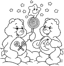 40 care bear bedtime bear 4 images care
