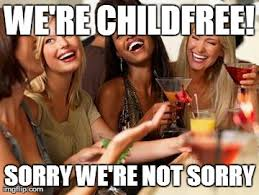 No Kids Meme - childfree childfree no apologies please