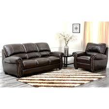Abbyson Leather Sofa Reviews Abbyson Living Ci N350 Brn 3 1 Monaco Italian Leather Sofa And