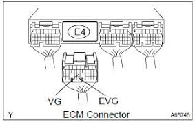 toyota corolla repair manual mass or volume air flow circuit