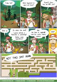 Pokemon Trainer Red Meme - young adult red episode 5 red s trial pokemon games pinterest