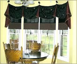 kitchen bay window decorating ideas bay window valance ideas bay window valance window valance patterns