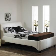 makayla leather bed frame next day select day delivery