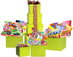 halloween fruit baskets candy gift baskets and candy bouquets