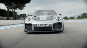 new porsche 911 the all new porsche 911 gt2 rs 2018 youtube