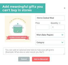 baby gift registry list babylist is the all encompassing gift registry that even the child