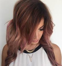 wash hair after balayage highlights 40 pink hairstyles as the inspiration to try pink hair balayage