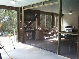 andersen replacement storm door 2 panel glass window w screen d58 image of motorized garage door screens