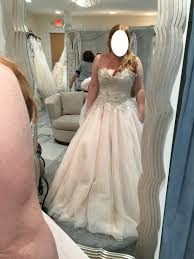 blush wedding dress u2013 what other colors to use weddingbee