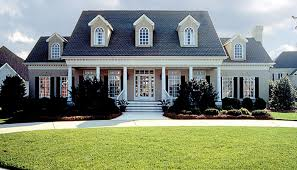 colonial house style architectural styles