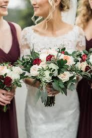 wedding flowers hamilton hamilton golf country club wedding photos burgundy wedding