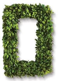 preserved boxwood wreath preserved boxwood rectangle wreath 18 contemporary wreaths