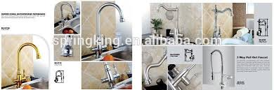 brass antique kitchen taps pull out faucet taps for ro water