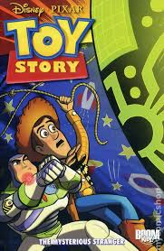 toy story comic books issue 1