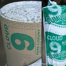 Can You Use Carpet Underlay For Laminate Flooring Cloud 9 Underlay Ebay