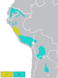 Mesoamerica Map Quechuan Languages Wikipedia