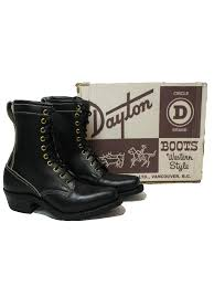 womens boots bc eighties vintage shoes 80s dayton circle d style boots