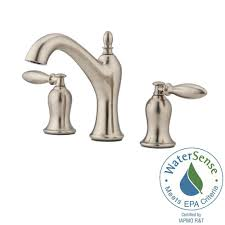 Widespread Bathroom Sink Faucet Pfister Sonterra Widespread Faucet