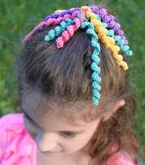 crochet hair bows ten crochet hair accessories cynthia banessa