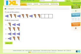 pattern practice games activity 11 math online games patterns first grade math work