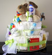 patches of heaven baby shower nappy cake