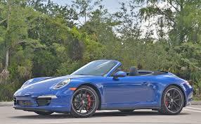 2013 porsche 911 4s cabriolet review 2013 porsche 911 4s cabriolet leftlanenews