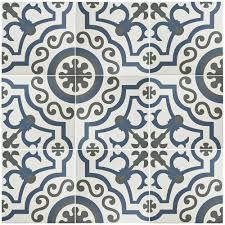 merola tile hidraulico ducados 9 1 2 in x 9 1 2 in porcelain