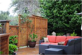 Backyard Privacy Ideas Guest Post Tips For Creating A Backyard Privacy Screen Shades