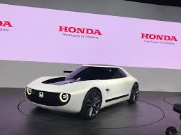 new honda sports car honda sports ev could go into production by 2020