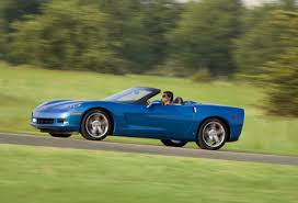08 chevy corvette 2008 chevrolet corvette convertible review