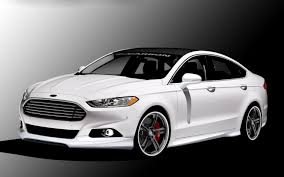 future ford cars this 3d carbon ford fusion is simple and elegant custom cars