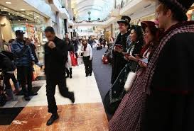 dozens of n j malls to open on thanksgiving despite black friday