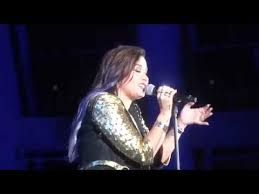 nightingale hollywood demi lovato nightingale hollywood bowl youtube
