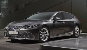 lexus ls interior 2018 shiatsu massage on offer from 2018 lexus ls behind the wheel