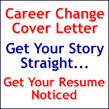 ideas collection how do i write a cover letter for career change