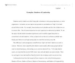 job essay sample