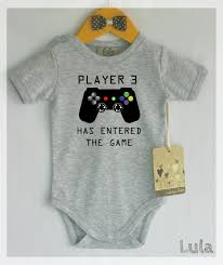 Cute Clothes For Babies Player 3 Has Entered The Game Funny Baby Boy Clothes Video
