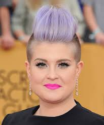 best hairstyle ideas for square face shapes haircuts and kelly osbourne short straight alternative hairstyle