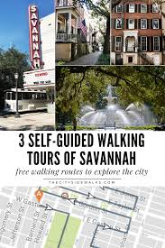 Map My Walk Route Planner by 3 Self Guided Walking Tours Of Savannah U2014 The City Sidewalks