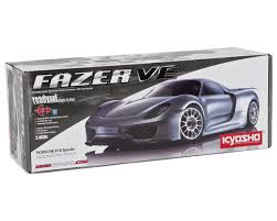fazer ve porsche 918 spyder readyset 1 10 electric touring car by
