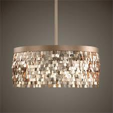 Uttermost Pendant Lights by Uttermost Tillie 3 Light Textured Gold Pendant Dinning Living